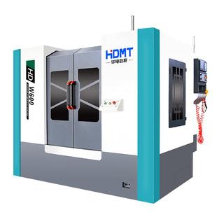 邢台华电新品推出HD-600卧式加工中心高精密卧加中心出水