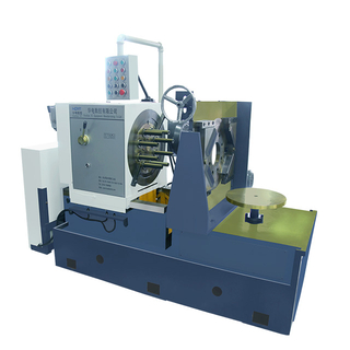 定制小型数控钻孔机阀门法兰钻孔专机液压多孔钻床
