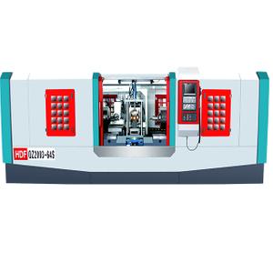 多工位車鉆攻組合機床溝槽蝶閥加工專用機床泵管閥加工機床制造商