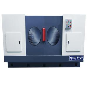 DN400液压卧式多孔钻床-蝶阀专用机床