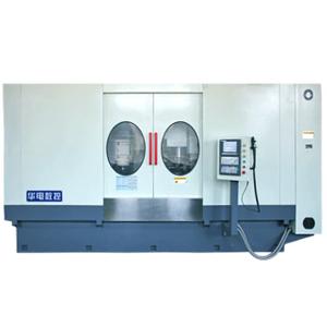 制動底板加工機床 四工位專用加工機床 汽車零部件專用加工機床